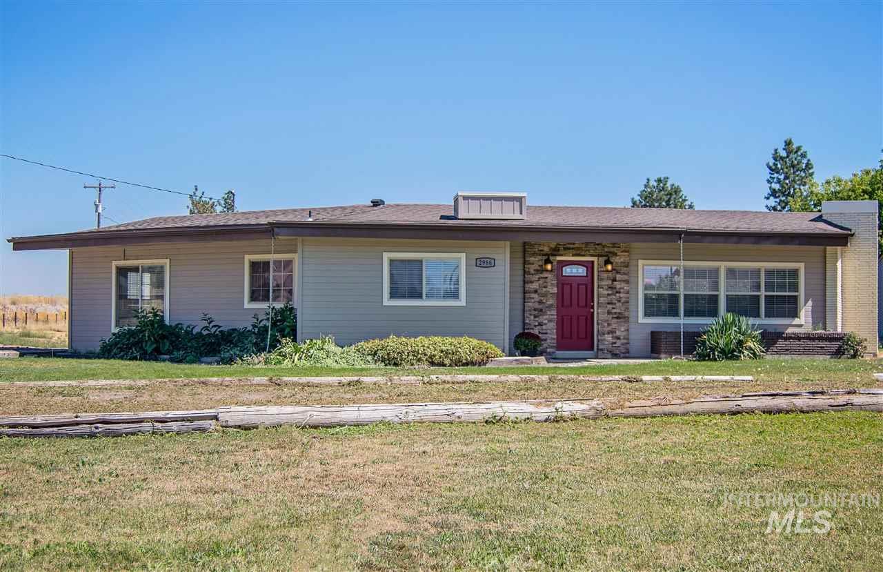 Casa Unifamiliar por un Venta en 2986 N 3800 East 2986 N 3800 East Hansen, Idaho 83334