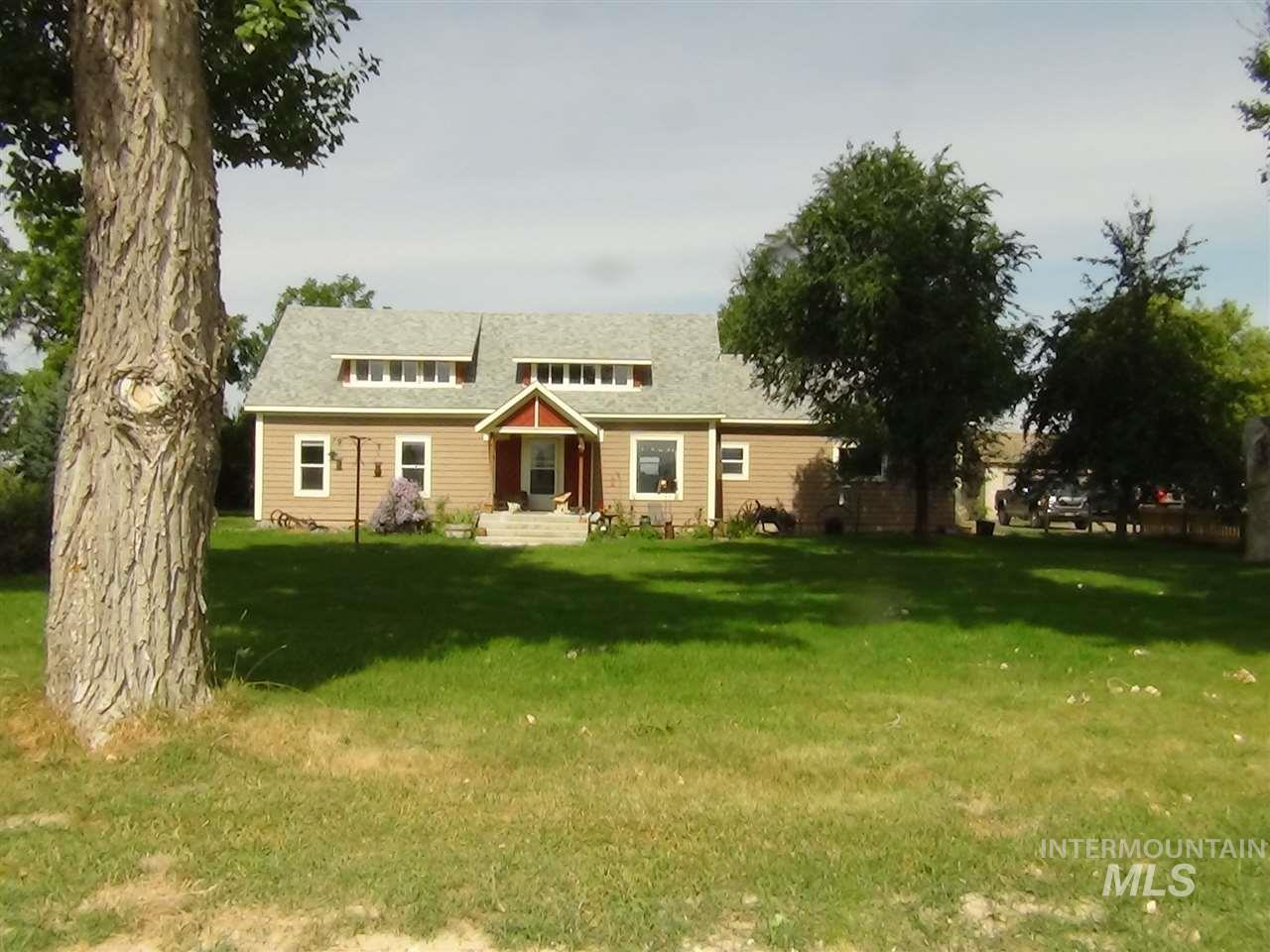 Farm for Sale at 2366 E 1900 N 2366 E 1900 N Hollister, Idaho 83301