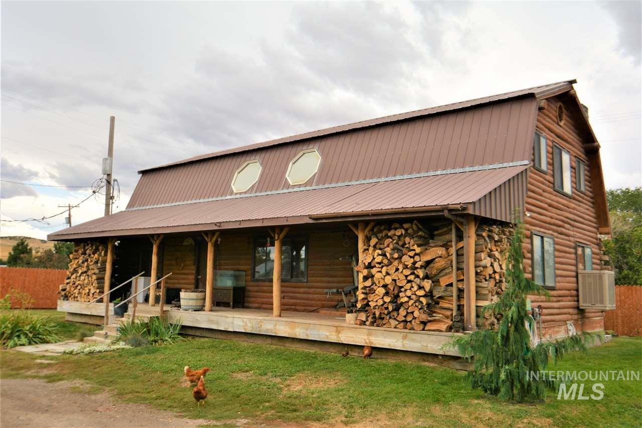 独户住宅 为 销售 在 3002 N 3800 E 3002 N 3800 E Hansen, 爱达荷州 83334