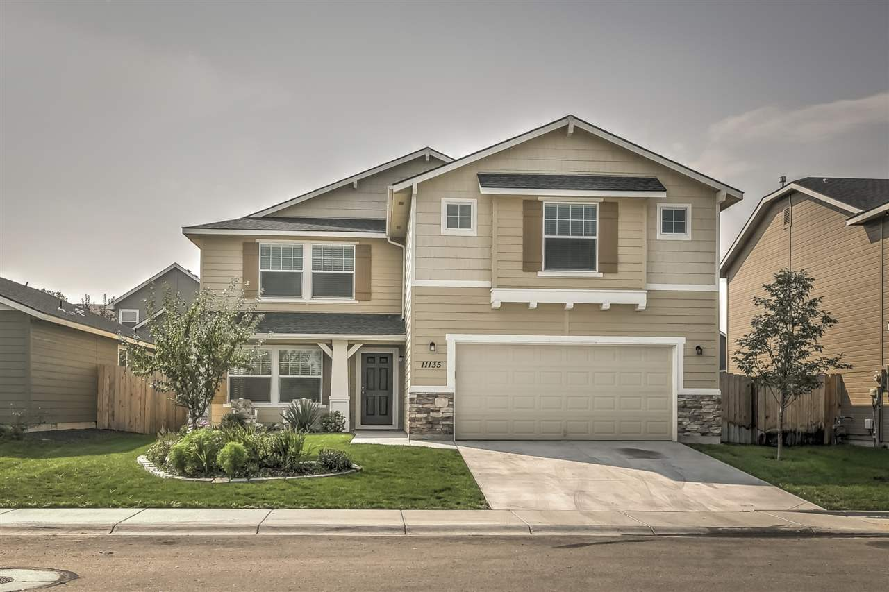 11135 W dreamcatcher- Boise- Idaho 83709, 4 Bedrooms, 2.5 Bathrooms, Rental For Rent, Price $1,650, 98671530