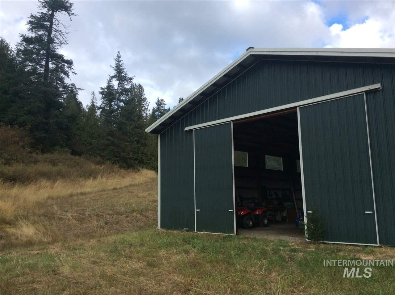 Recreational Property for Sale at NNA Carscallen Road NNA Carscallen Road Potlatch, Idaho 83855