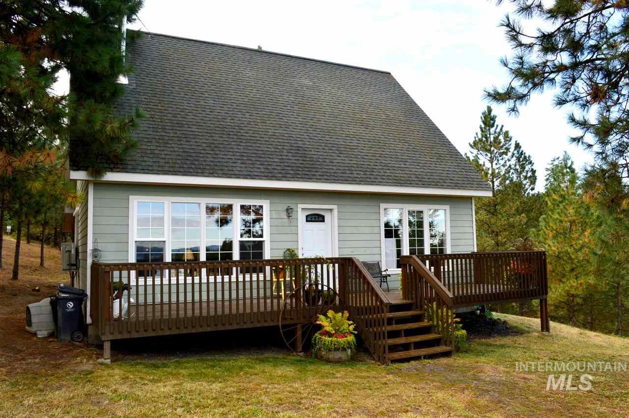 Single Family Home for Sale at 1055 Headrick Road 1055 Headrick Road Potlatch, Idaho 83855