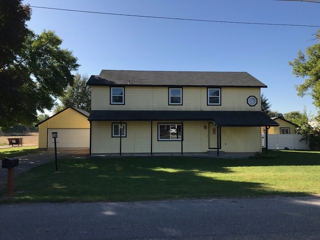 Casa Unifamiliar por un Venta en 21247 Harmony 21247 Harmony Greenleaf, Idaho 83626