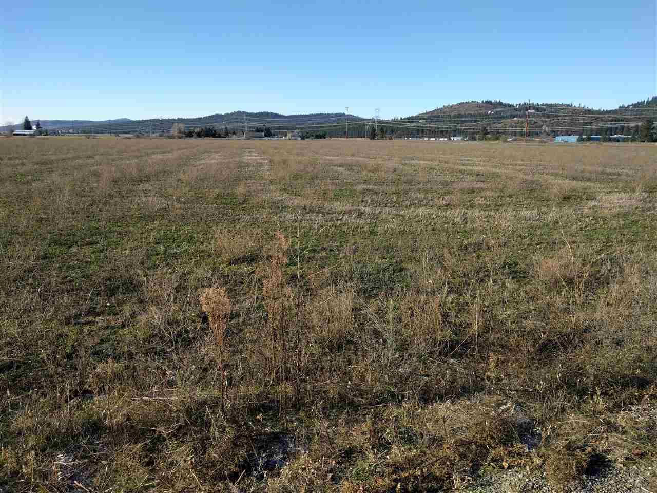 Land for Sale at 13650 W Harmon Avenue 13650 W Harmon Avenue Post Falls, Idaho 83854
