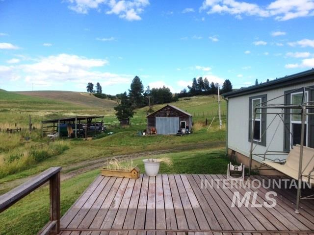 Single Family Home for Sale at 11455 Rawhide Drive 11455 Rawhide Drive Kendrick, Idaho 83537