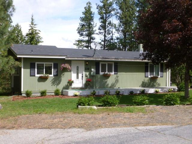 Single Family Home for Sale at 119 Bogie Drive 119 Bogie Drive Cascade, Idaho 83611