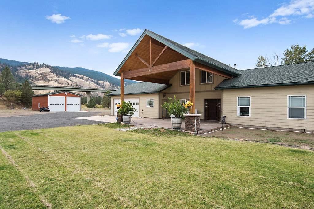 Casa Unifamiliar por un Venta en 110 Rivers Bend Rd, Riggins 110 Rivers Bend Rd Riggins, Idaho 83554