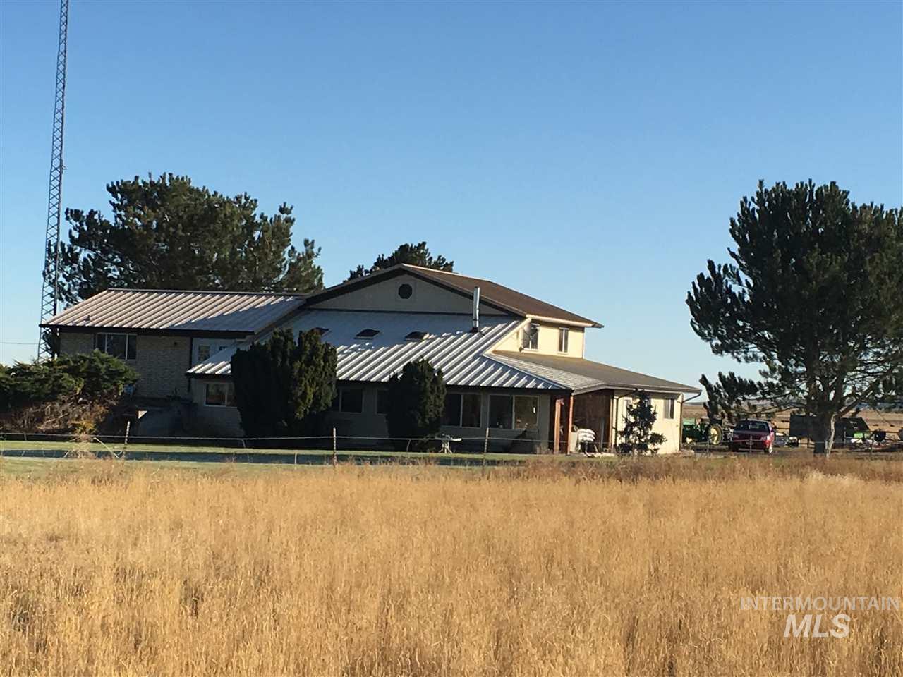 农场 为 销售 在 2295 E 1900 N 2295 E 1900 N Twin Falls, 爱达荷州 83301