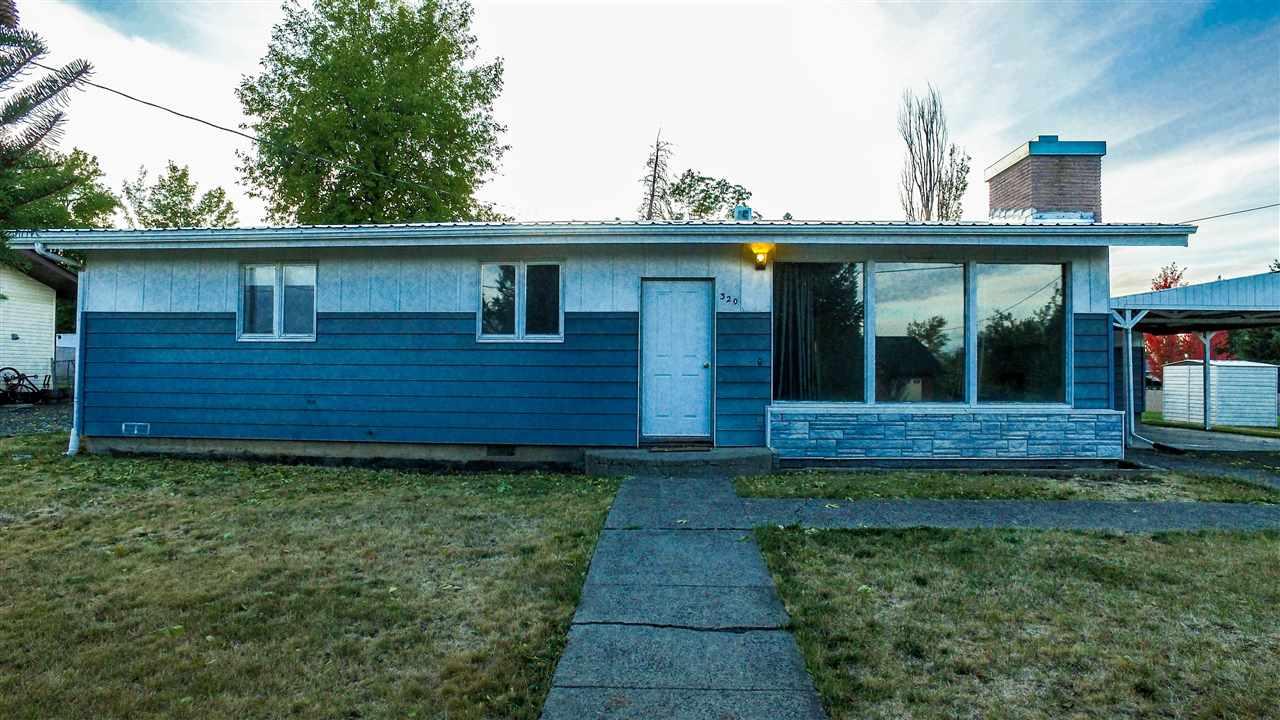 独户住宅 为 销售 在 320 South Boulevard 320 South Boulevard Grangeville, 爱达荷州 83530