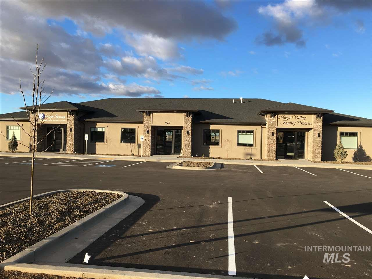 Offices for Sale at 2167 Canyon Park Ave #200 2167 Canyon Park Ave #200 Twin Falls, Idaho 83301