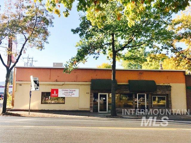 Commercial for Sale at 215/219 W 3rd Street 215/219 W 3rd Street Moscow, Idaho 83843