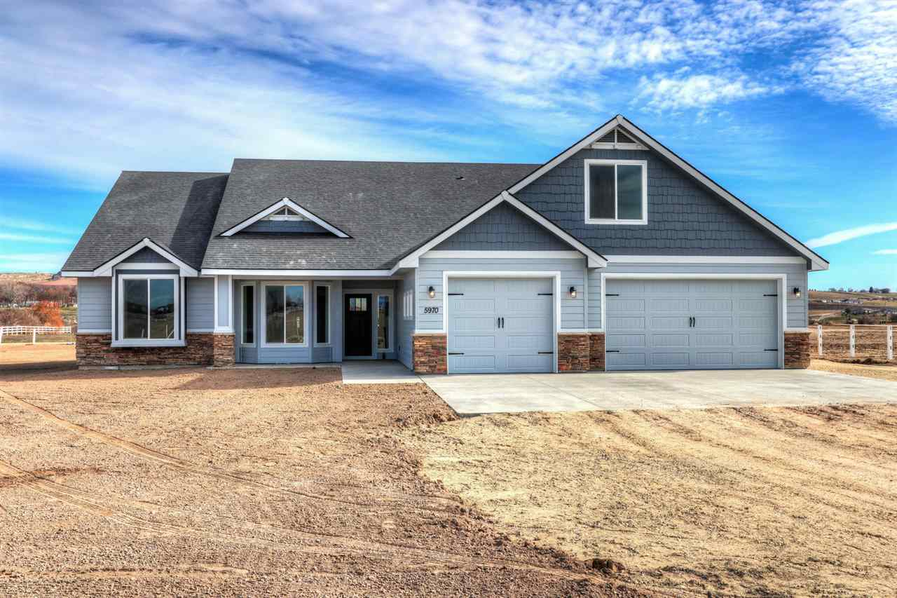 独户住宅 为 销售 在 5970 Ashley Lane 5970 Ashley Lane Marsing, 爱达荷州 83639