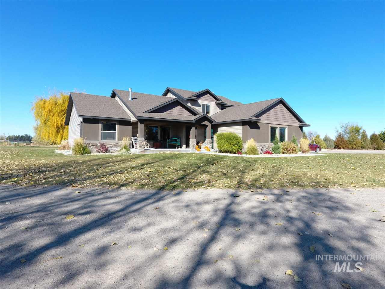 Single Family Home for Sale at 315 South 477 Ln West 315 South 477 Ln West Heyburn, Idaho 83336