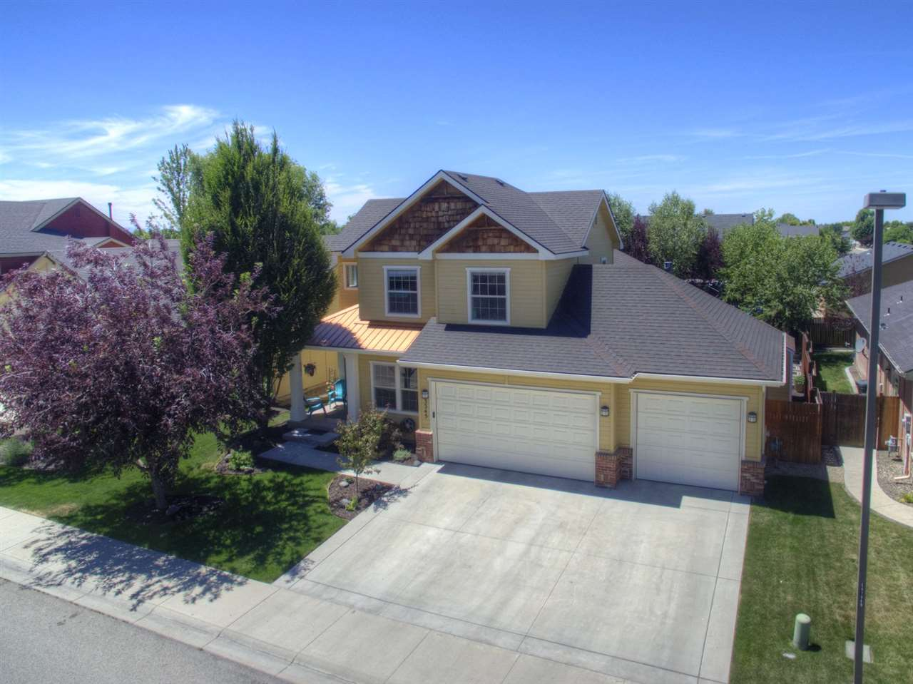 3345 Campton Way,Boise,Idaho 83713,4 Bedrooms Bedrooms,2.5 BathroomsBathrooms,Rental,3345 Campton Way,98674807