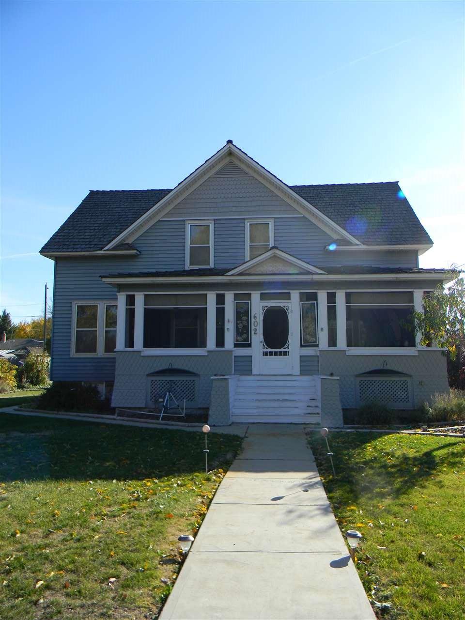 602 W 1 ST,Fruitland,Idaho 83619,4 Bedrooms Bedrooms,2 BathroomsBathrooms,Residential,602 W 1 ST,98674900