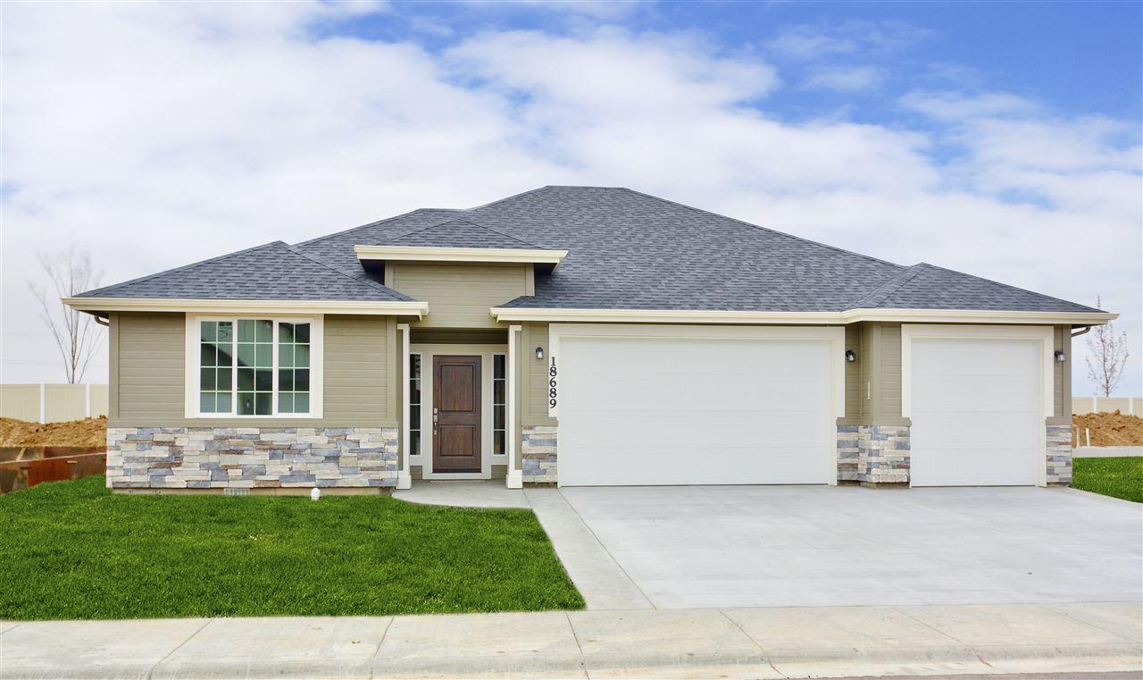 Lot 5 Blk 16 Castle Peak #4,Nampa,Idaho 83687,4 Bedrooms Bedrooms,2 BathroomsBathrooms,Residential,Lot 5 Blk 16 Castle Peak #4,98674943