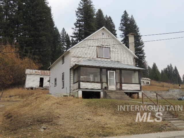 Casa Unifamiliar por un Venta en 714 Park Avenue 714 Park Avenue Bovill, Idaho 83806