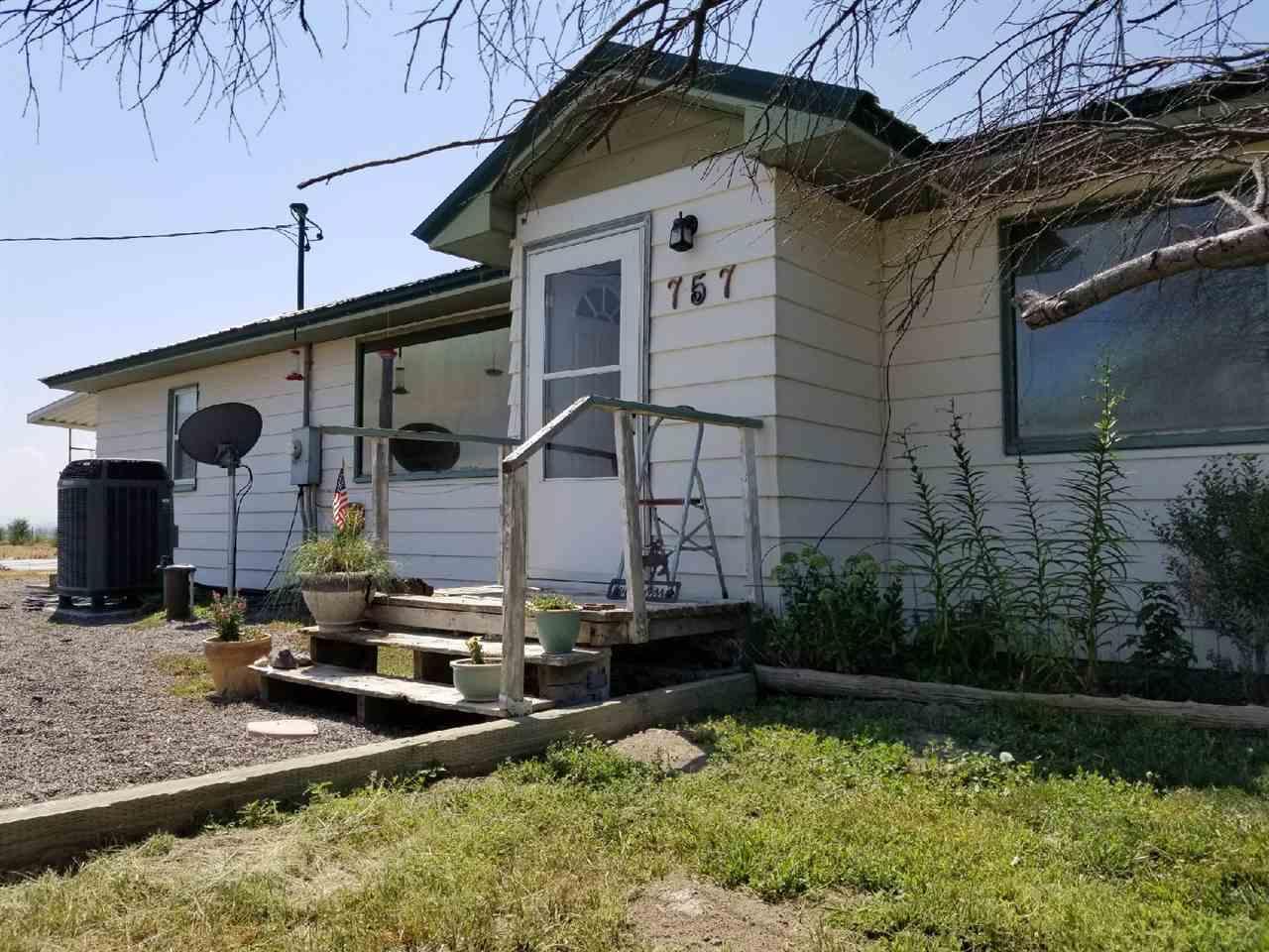 Hacienda por un Venta en 757a Klamath Avenue 757a Klamath Avenue Nyssa, Oregon 97913