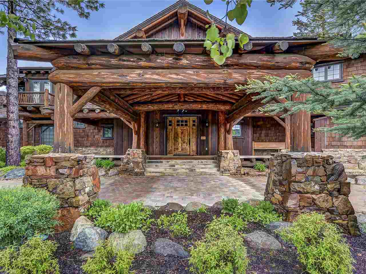 Casa Unifamiliar por un Venta en 5619 Appaloosa Trail 5619 Appaloosa Trail McCall, Idaho 83638