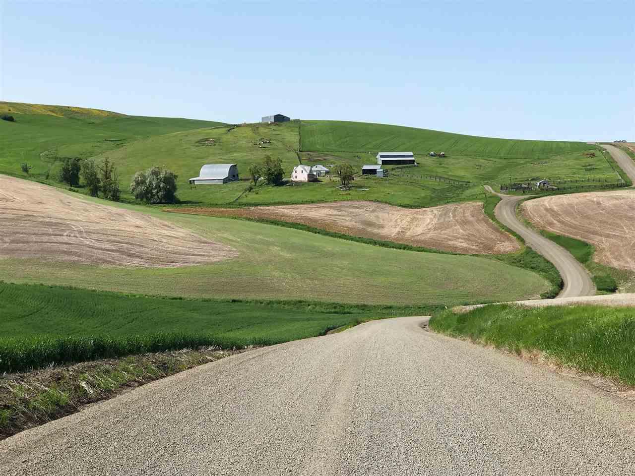 Farm for Sale at 343 Wensman Road 343 Wensman Road Cottonwood, Idaho 83522