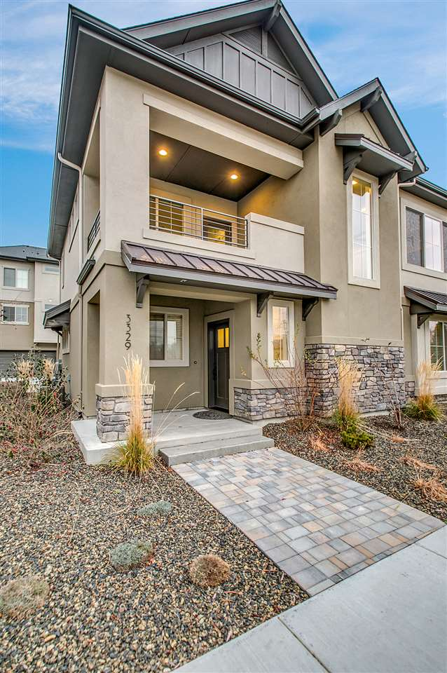 3329 E Front Runner Ln.- Boise- Idaho 83716, 3 Bedrooms, 2 Bathrooms, Rental For Rent, Price $2,200, 98676081