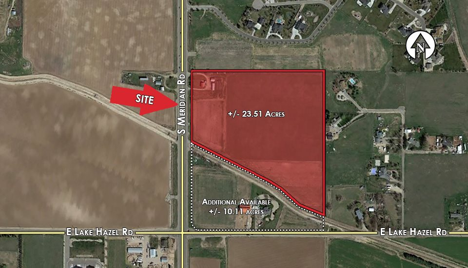 Development for Sale at 230 E Lake Hazel 230 E Lake Hazel Meridian, Idaho 83642