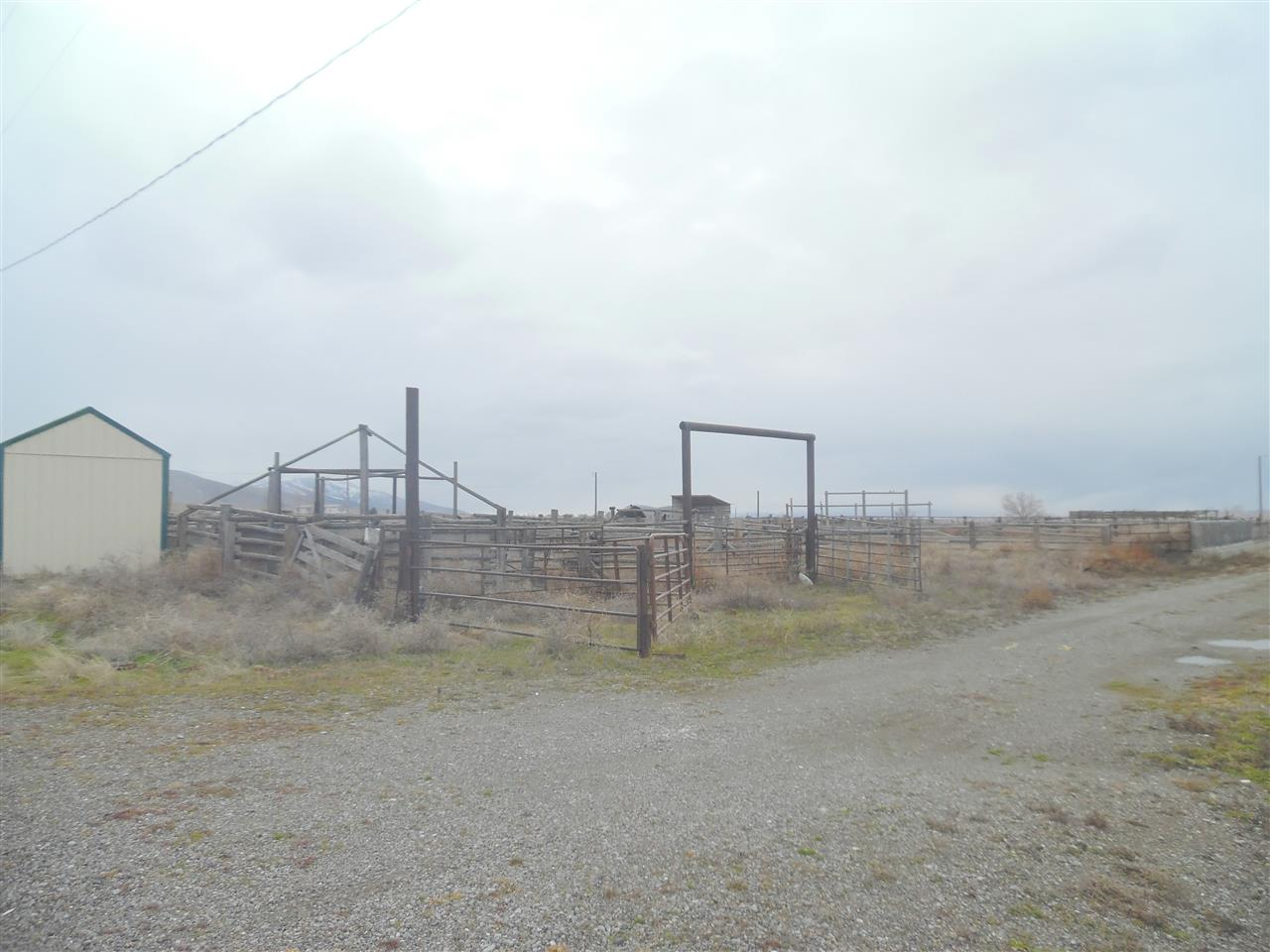 牧场 为 销售 在 1100 E 150 s 1100 E 150 s Declo, 爱达荷州 83323