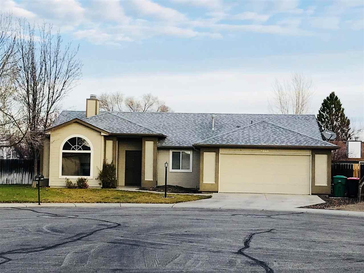 2080 N Sequoia Place, Meridian, Idaho 83646, 3 Bedrooms, 2 Bathrooms, Rental For Rent, Price $1,450, 98676851