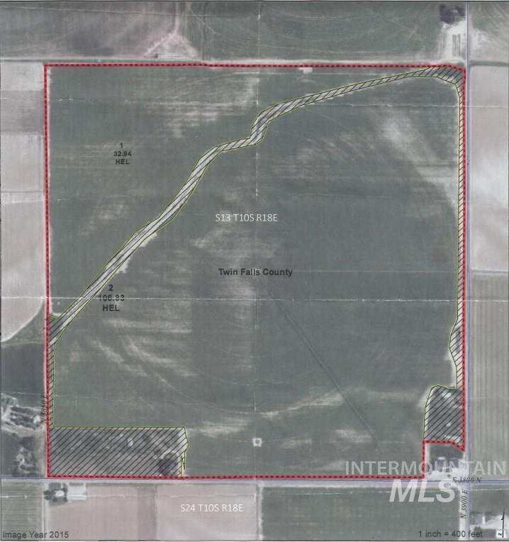 Agricultural Land por un Venta en 3866 E 3800 N 3866 E 3800 N Hansen, Idaho 83334