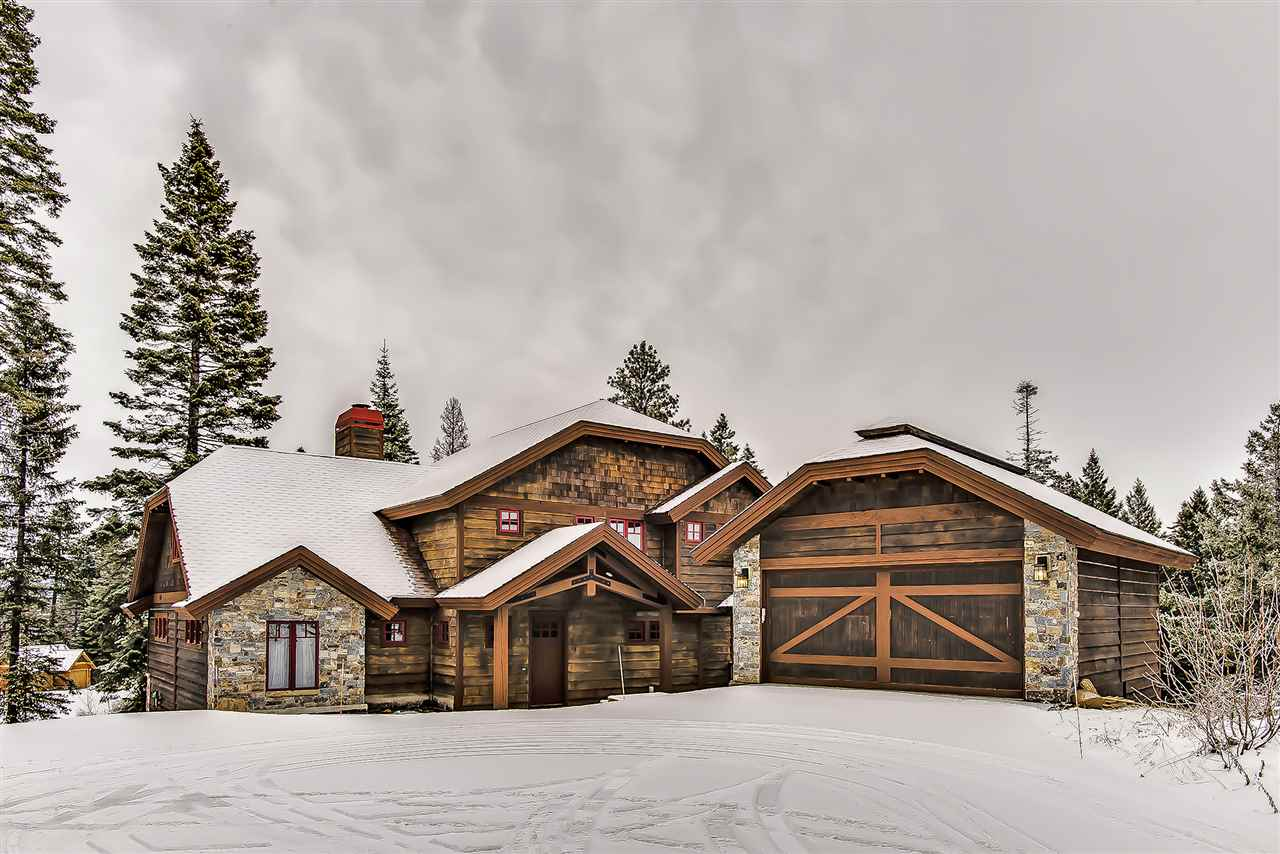 Single Family Home for Sale at 24 Clearwater Ridge 24 Clearwater Ridge Donnelly, Idaho 83615