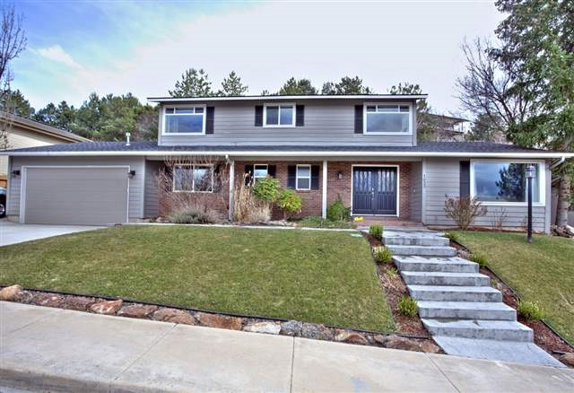 1033 Hearthstone Dr.- Boise- Idaho 83702, 5 Bedrooms, 2.5 Bathrooms, Rental For Rent, Price $2,500, 98677459