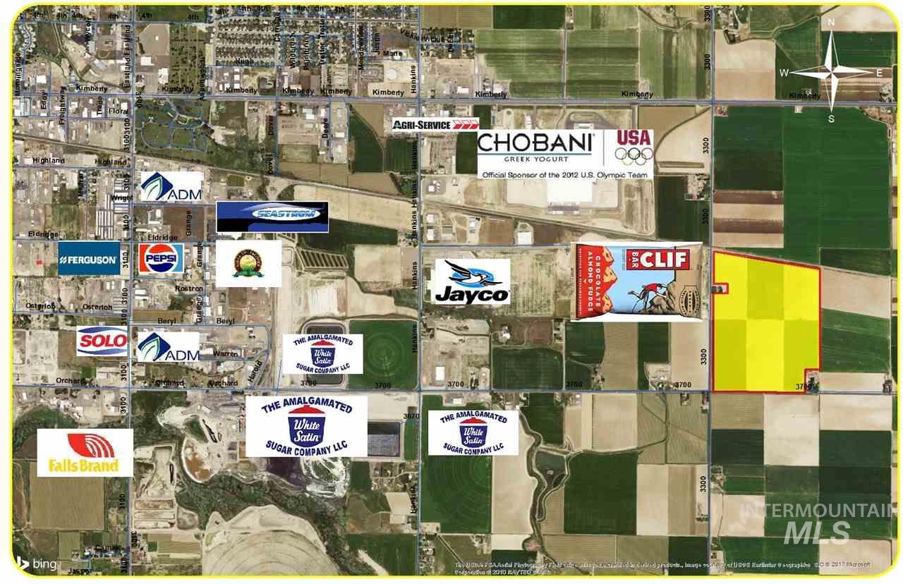 农场 为 销售 在 111 Acres 3700 N 111 Acres 3700 N Kimberly, 爱达荷州 83341