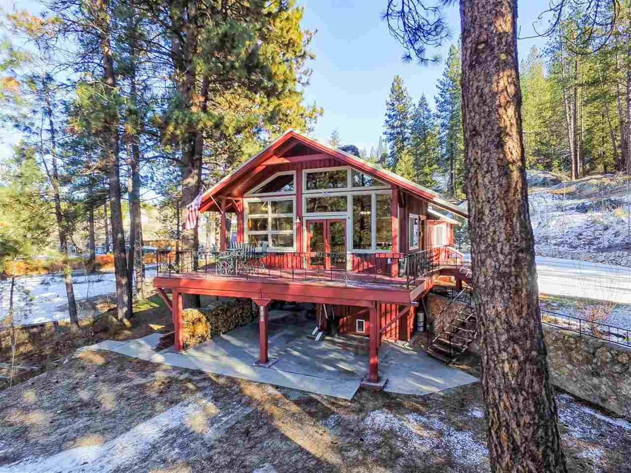 Single Family Home for Sale at 100 Williams Drive 100 Williams Drive Idaho City, Idaho 83631
