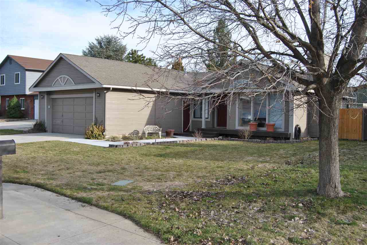 11655 W Powderhorn Ct, Boise, Idaho 83713, 3 Bedrooms, 2 Bathrooms, Rental For Rent, Price $1,950, 98679396