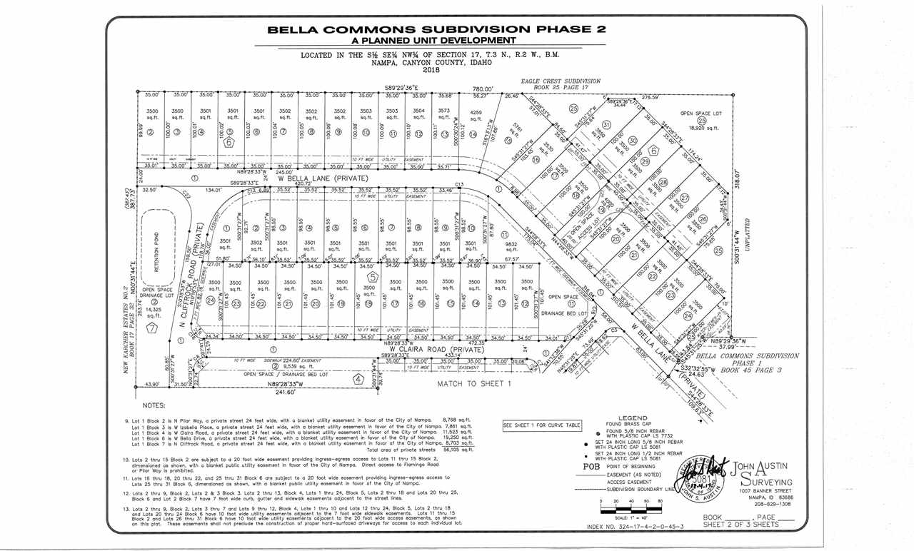 Land for Sale at 75 Lots Junction Point 75 Lots Junction Point Nampa, Idaho 83651