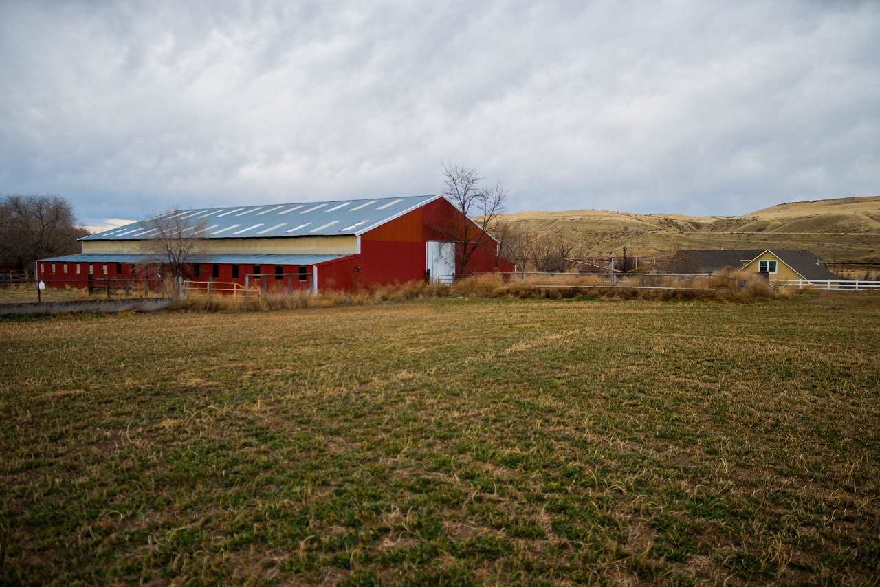 Farm for Sale at 481 N Liberty 481 N Liberty King Hill, Idaho 83633