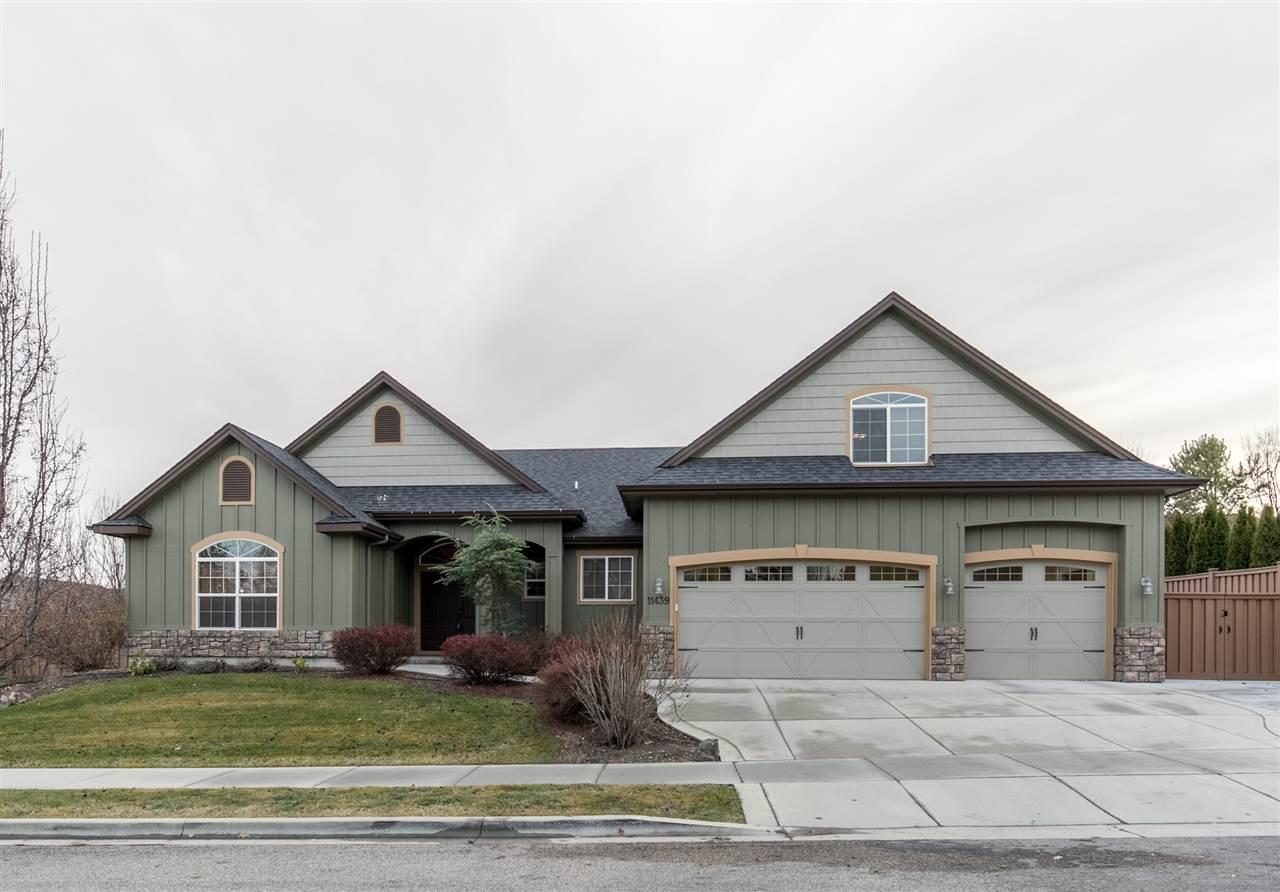 独户住宅 为 销售 在 11439 Blackmoor, Boise 11439 W Blackmoor Boise, 爱达荷州 83709