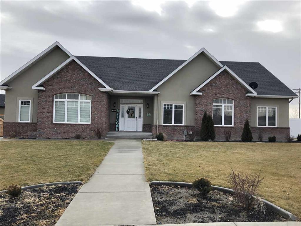 Single Family Home for Sale at 2702 Mt. Harrison Drive 2702 Mt. Harrison Drive Burley, Idaho 83318