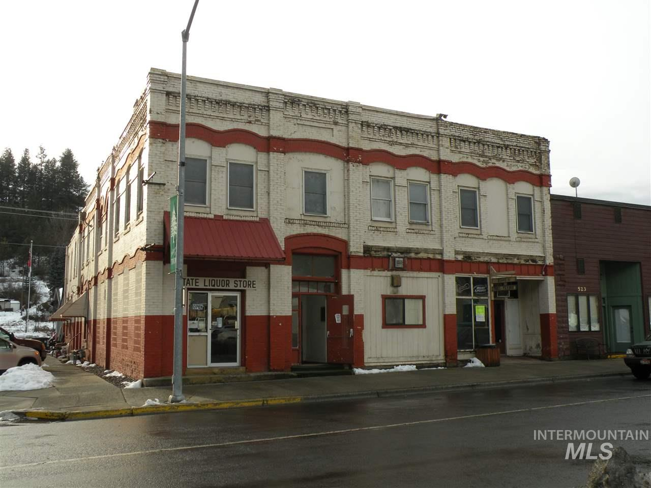 Business for Sale at 527 S Main Street 527 S Main Street Troy, Idaho 83871