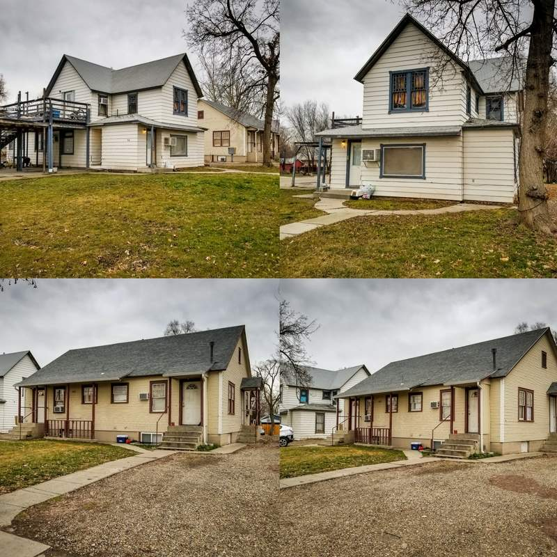 Edificio Residencial por un Venta en 420 - 434 N 9th Street 420 - 434 N 9th Street Payette, Idaho 83661