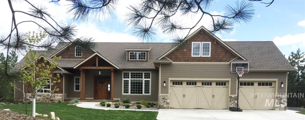 Single Family Home for Sale at 1042 Hendrix Road 1042 Hendrix Road Moscow, Idaho 83843