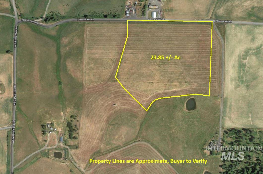 Land for Sale at Pleasant Hill Road Pleasant Hill Road Troy, Idaho 83871