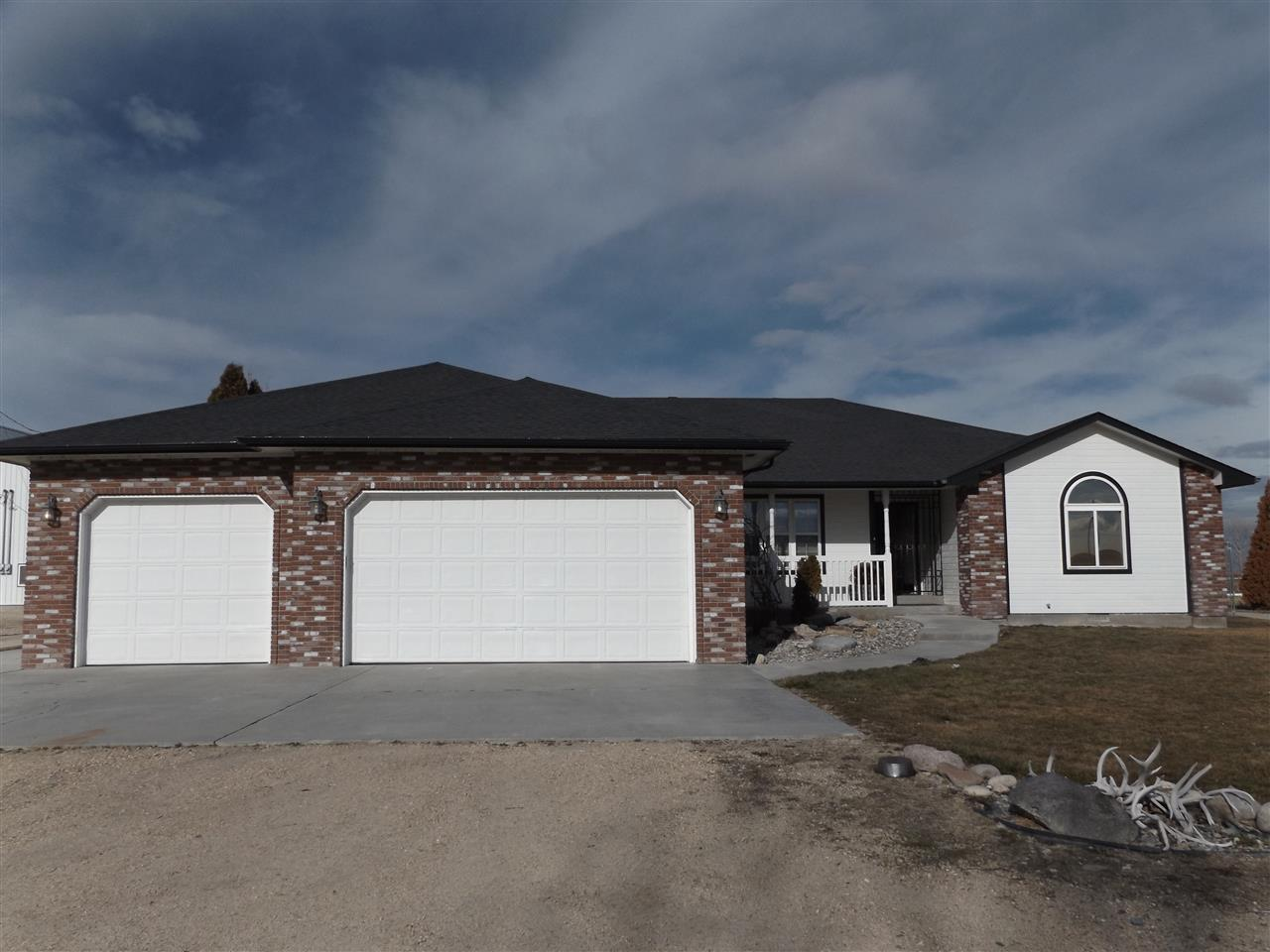 Single Family Home for Sale at 8624 Melmont Road 8624 Melmont Road Melba, Idaho 83641