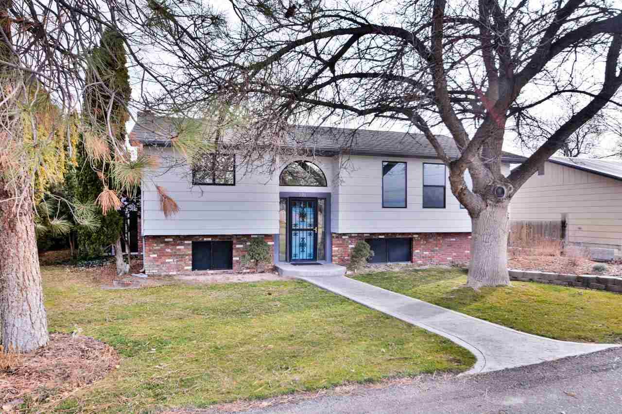 Casa Unifamiliar por un Venta en 501 S 1st St W 501 S 1st St W Homedale, Idaho 83628