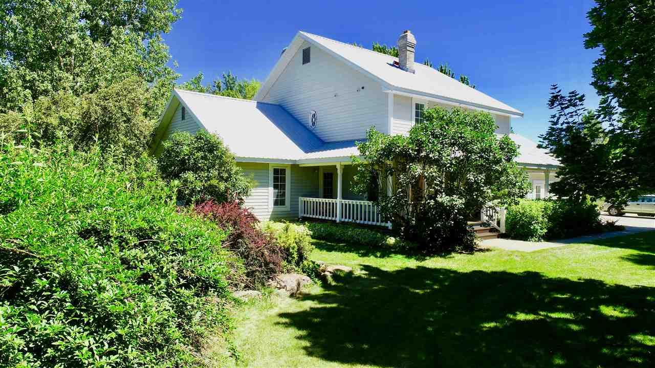 Single Family Home for Sale at 3016 Rush Creek Road 3016 Rush Creek Road Cambridge, Idaho 83610
