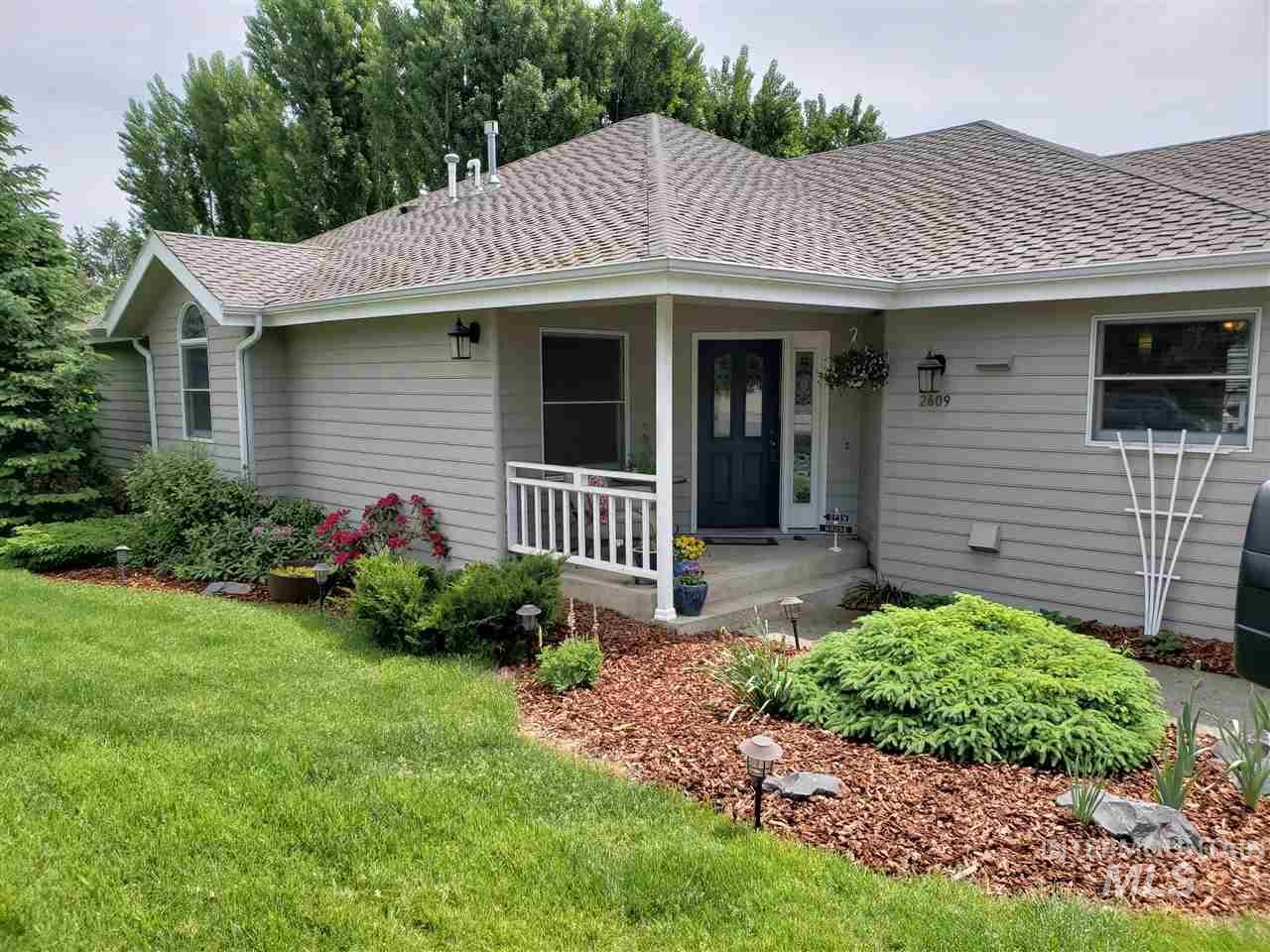 Single Family Home for Sale at 2609 Wildrose 2609 Wildrose Moscow, Idaho 83843