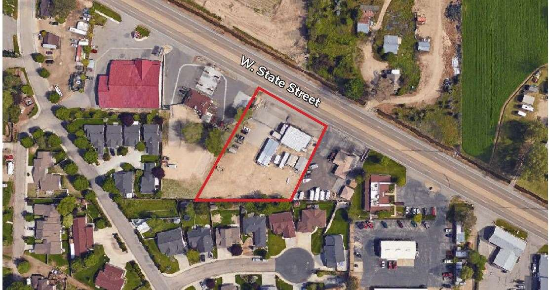 Commercial for Sale at 8529 State Street 8529 State Street Garden City, Idaho 83714