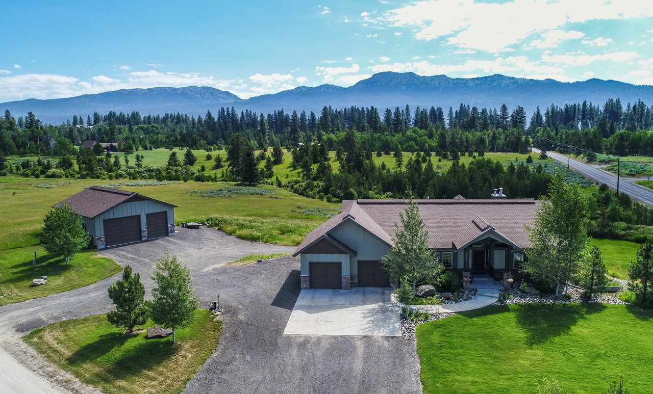 Single Family Home for Sale at 14 Elkhorn Ranch Rd, Mccall 14 Elkhorn Ranch Rd McCall, Idaho 83638