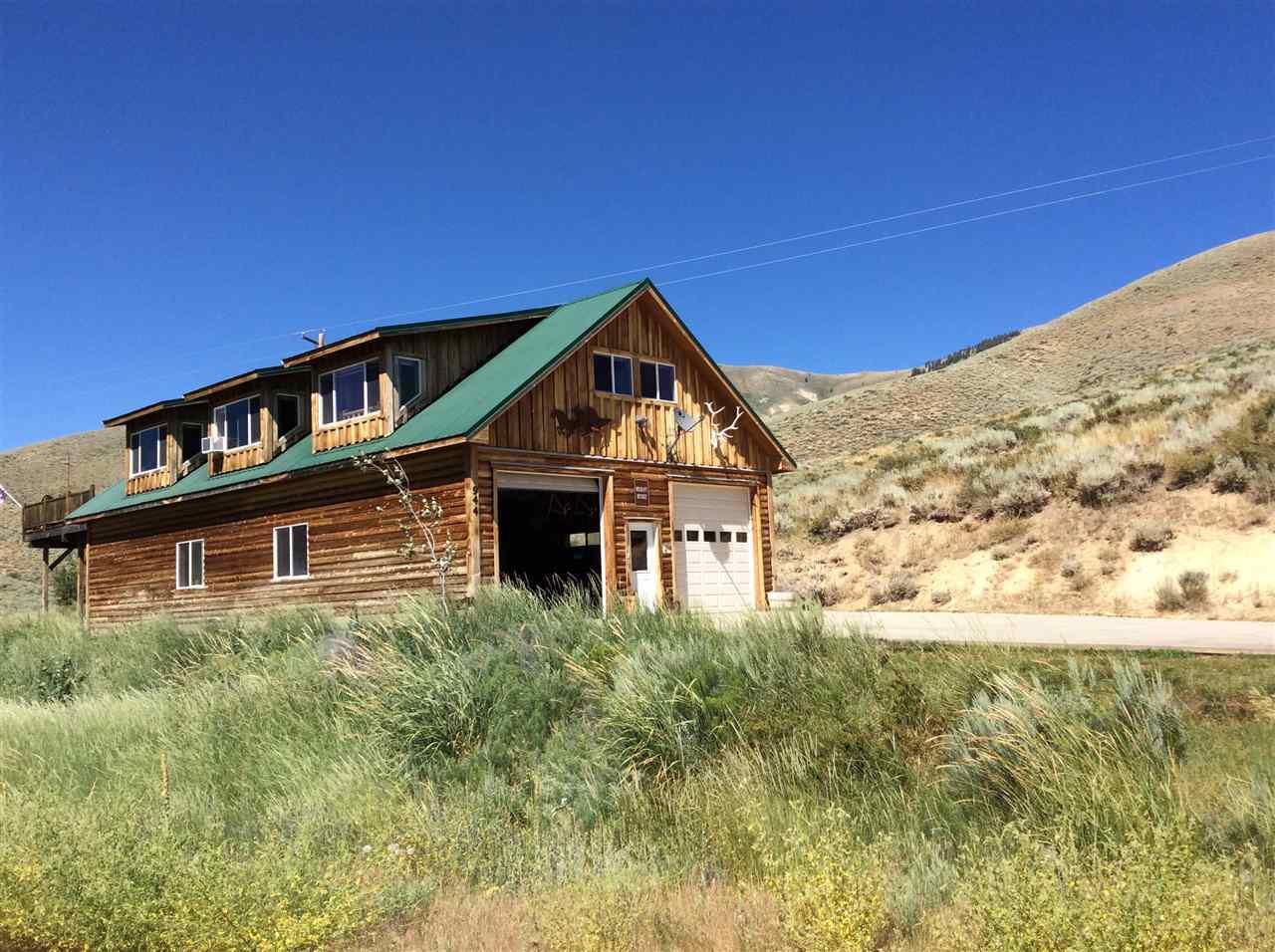 Casa Unifamiliar por un Venta en 944 N Soldier Creek Road 944 N Soldier Creek Road Fairfield, Idaho 83327