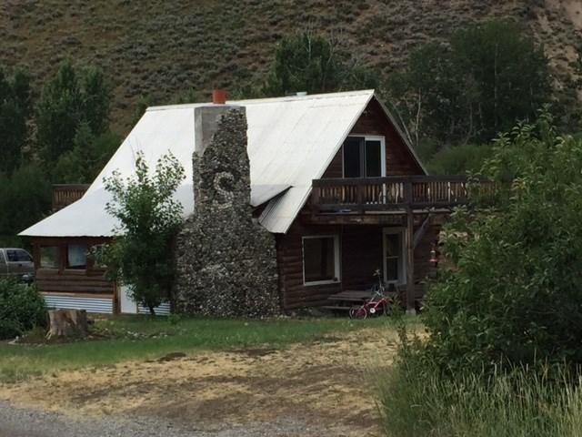 Casa Unifamiliar por un Venta en 979 N Soldier Creek Road 979 N Soldier Creek Road Fairfield, Idaho 83327